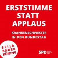 ERSTSTIMME STATT APPLAUS-2